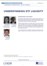 A Study on Bond Exchange-Traded Funds (ETFs) and Corporate Bond Liquidity